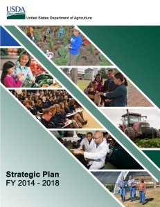 USDA 2014-2018 Strategic Plan