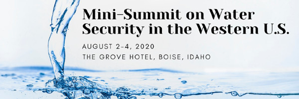 Mini-Summit on Water Security in the Western U.S.